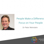 People Make a Difference – Focus on Your People