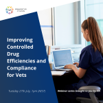 Improving Controlled Drug Efficiencies and Compliance for Vets